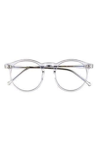 Wildfox Steff 54mm Optical Glasses, $169, available at Nordstrom. #refinery29 http://www.refinery29.com/63438#slide-25