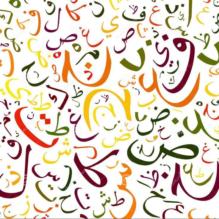 Pin oleh F di Art Kaligrafi arab, Tulisan, dan Huruf
