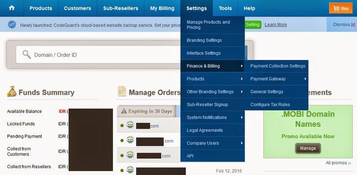 Menjadi Reseller Domain | Indo Smart Web Hosting