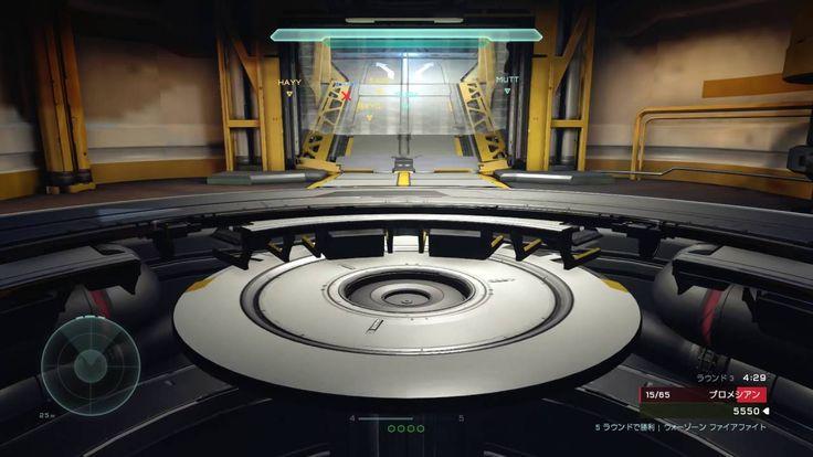 [WZFF-70] XboxOne Halo5 WARZONE FIREFIGHT  野良協力 ウォーゾーンファイアファイト  URBAN 目標未達成