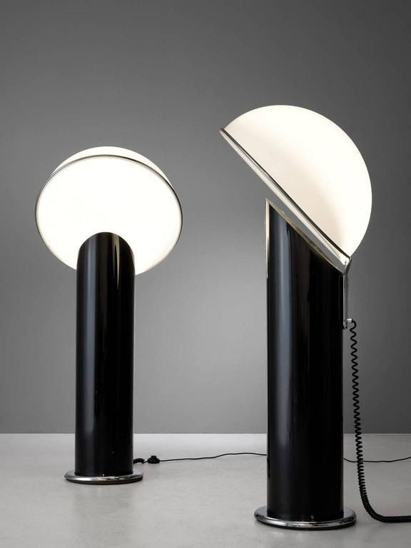 Ennio Chiggio Floor Lamps