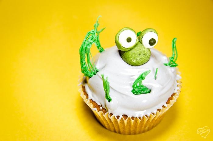 Spring frog :)