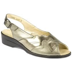 Equity Female Sabrina Leather Upper Textile Lining Casual Sandals in Beige Multi, Blue Multi, Pewter Multi EQUITY SHOES - A pretty sling back with heart design on the upper in a layered effect. In a EE fitting, this will accommodate even the widest of feet. Buckle detail slingback and wedge style heel co http://www.comparestoreprices.co.uk/ladies-shoes/equity-female-sabrina-leather-upper-textile-lining-casual-sandals-in-beige-multi-blue-multi-pewter-multi.asp