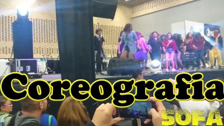 SOFA coreografia patrocinador superricas