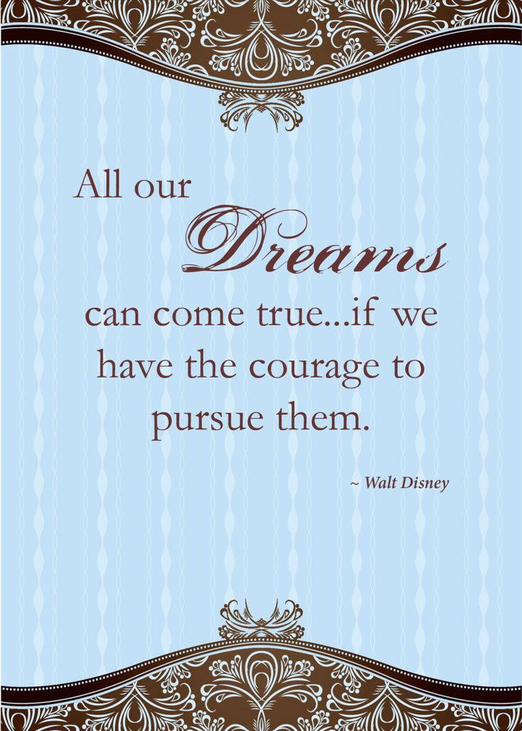 All are dreams can come true, but if you believe they can - I'm collecting princess quotes for the princess tea 4th bday party.  I have a 2 Snow White mirrors and will write the quotes on the mirrors with a marker for the party.  BLAM I rule!!