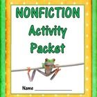 Help your students meet the Common Core Standards with this 62-page Nonfiction Activity Packet.
