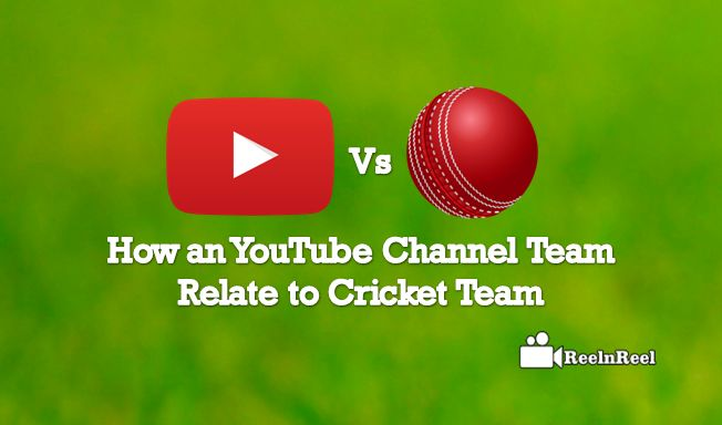 The success of the YouTube Channel will depend on the entire team of the channel. Though it gets favorable compliments or unfavorable comments those will be treated by the entire team like Cricket Team. Their commitment towards the work will affect the result of the YouTube Channel. YouTube Channel Team = Cricket Team The continuous …