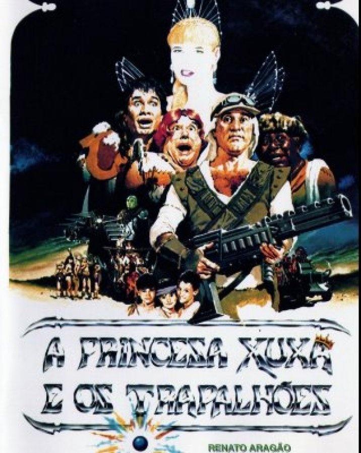 A Princesa Xuxa e os Trapalhões, 1989.