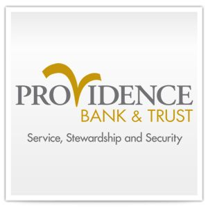 The Providence Bank & Trust mission is simple - serve our customers by delivering convenient, competitive products with a level of personalized service that is unparalleled by our competitors. Experience how Providence Bank is about making you and our community thrive. From the first contact with us, whether it's on the phone or in person, you will experience the difference. Providence Bank is about service, as a bank and as a member of our community.