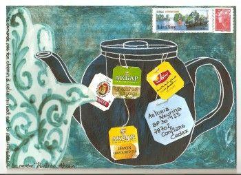 Mail Art Antonia