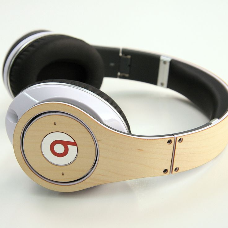 Lazerwood for Beats STUDIO Headphones: Maple