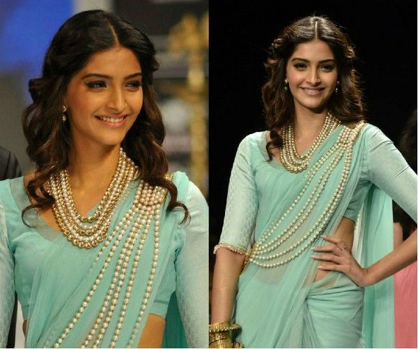 Best Different Hairstyles For Saree