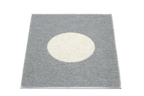 stylish plastic floor mats grey and white