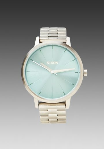 NIXON The Kensington in Peppermint at Revolve Clothing - Free Shipping!