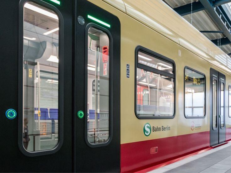 Lovely Berliner S Bahn mock up Oktober