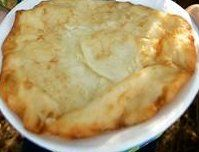 Navajo Fry Bread - check out the history behind this simple and amazing bread/recipe.