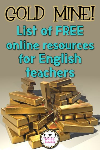 Big List of Free Online Tools for English Teachers