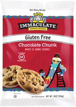 Gluten Free Chocolate Chunk Cookie Dough