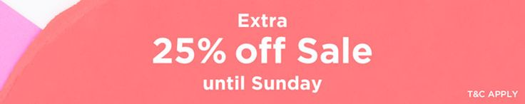 Long Tall Sally USA and Canada: Extra 25% off Sale