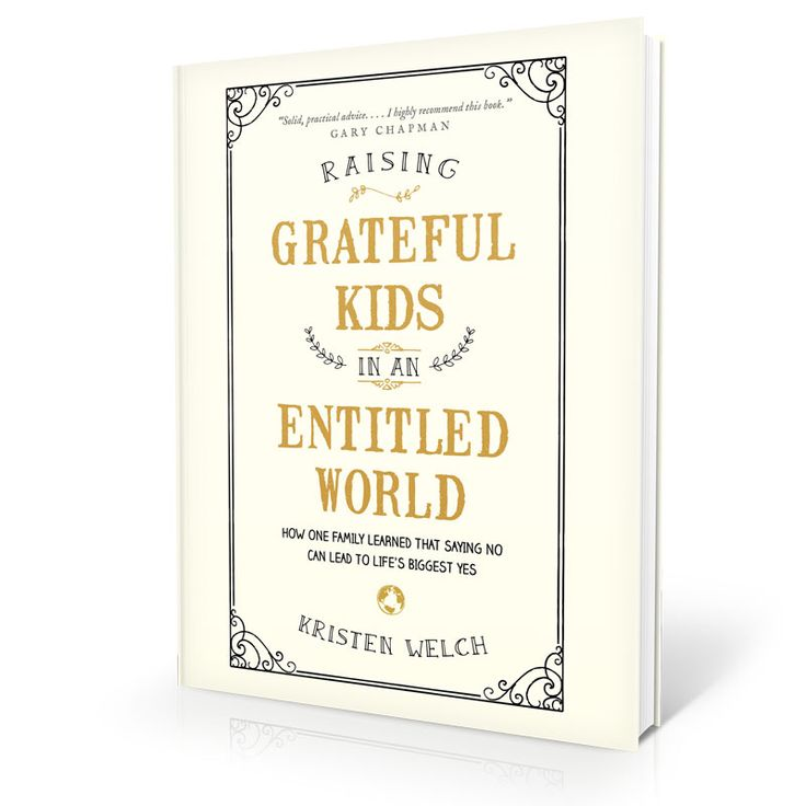 Raising Grateful Kids 3D 800
