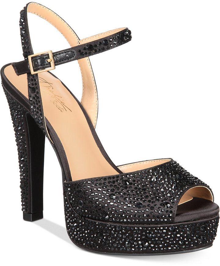 f67e783e46d Thalia Sodi Bridget Platform Dress Sandals