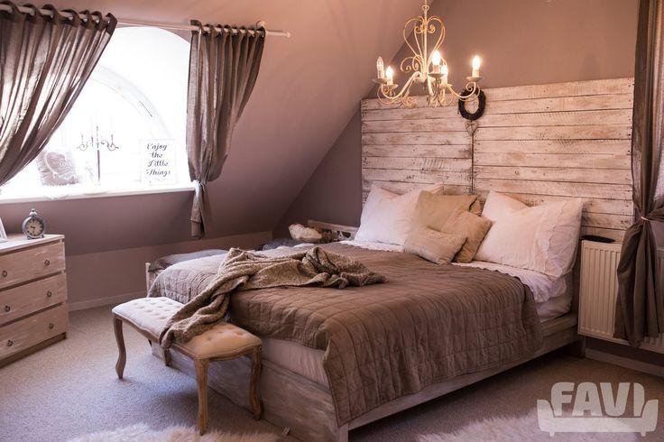 Vintage ložnice inspirace - Nádherné bydlení s terasou | Favi.cz