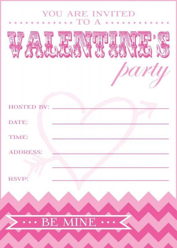 Valentine Day Invitation Wording In 2021 Valentine Invitations Free Birthday Invitation Templates Valentines Day Party