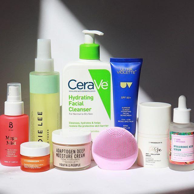 Current Am Skincare Lineup Everyday Makeup Looks Natural Makeup Looks No Makeup Makeup Affordable Makeup Facial Sunscreen Skin Care Beauty Skin Care