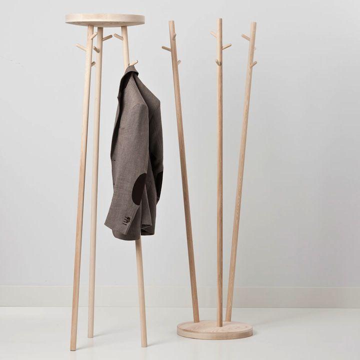 die besten 25 garderobenst nder ideen auf pinterest garderobenst nder holz ikea. Black Bedroom Furniture Sets. Home Design Ideas