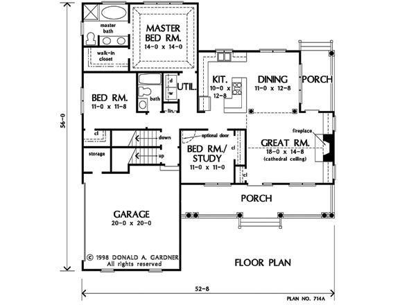 108 best other empty nest house ideas images on pinterest for Empty nester house plans with basement