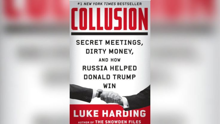 """Amid news the Mueller probe could extend through 2018, Guardian reporter Luke Harding and TRNN's Aaron Mate discuss Russiagate and Harding's new book """"Collusion: Secret Meetings, Dirty Money, and How Russia Helped Donald Trump Win"""""""