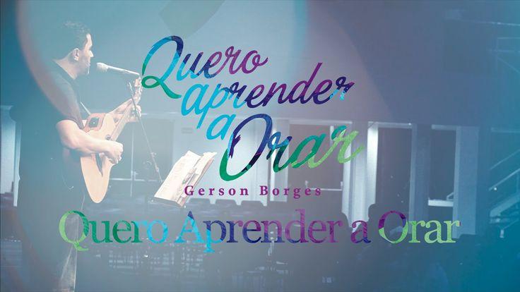 3# Gerson Borges - Quero Aprender a Orar (Ao vivo IBAB) #light #camera #action #video #canon #60D #lgm #old #mic #bass #vintage #rec #makingof #artist #color #texture #best #lens #flarer #filmburn #flarer #youtube #lightleak #aftereffects
