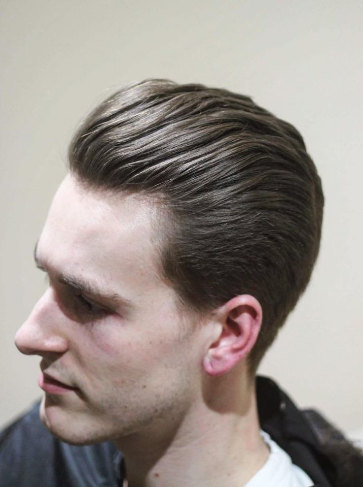17 latest mens slick back hairstyles haircut ideas
