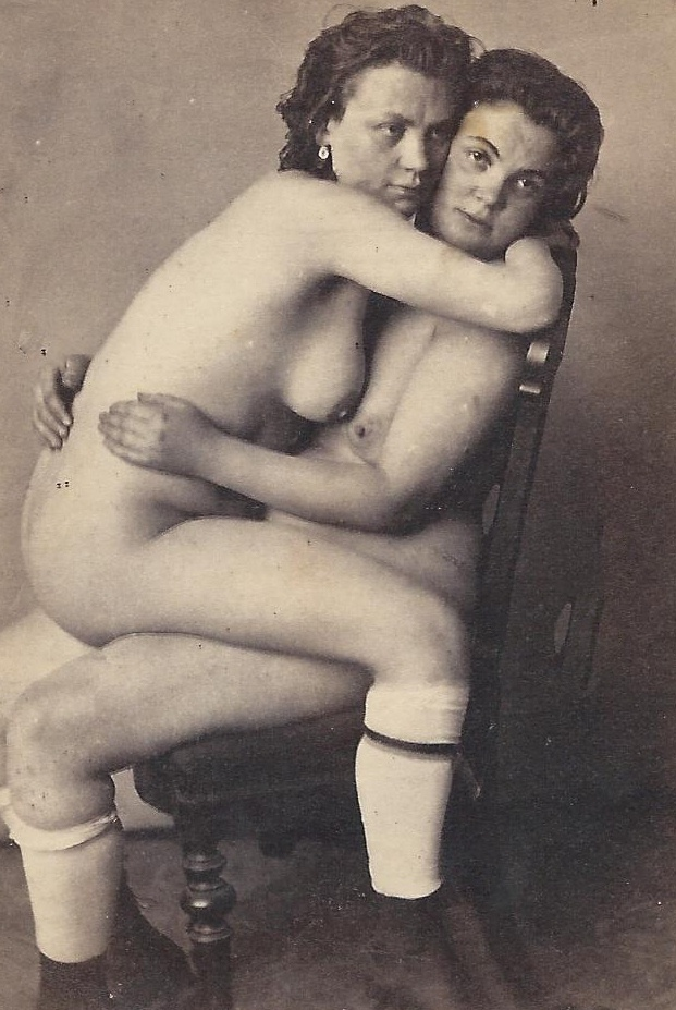 Best of 1920 French Vintage Lesbians
