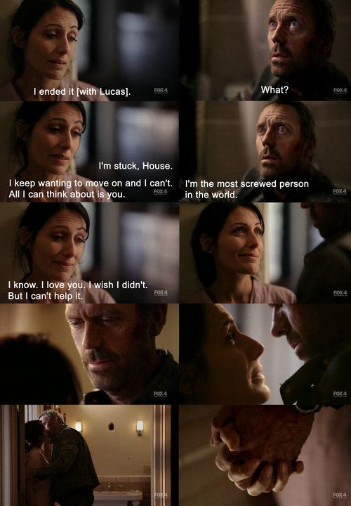 dr.house quotes to cuddy - Google Search