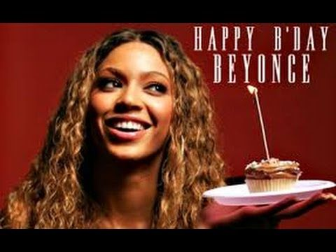 Beyonce Happy Birthday, canta cumpleaños feliz, canción cumpleaños feliz, singing happy birthday, ca - YouTube
