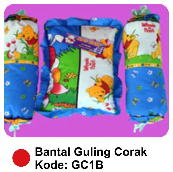 Product Bantal Guling Corak GB1C - Mac Baby Konveksi Perlengkapan Bayi Bandung