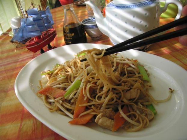 Китайская кухня рецепт салата из пекинской капусты