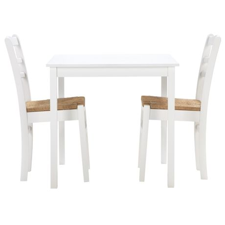 Lane 3 Piece Dining Package | Freedom Furniture and Homewares