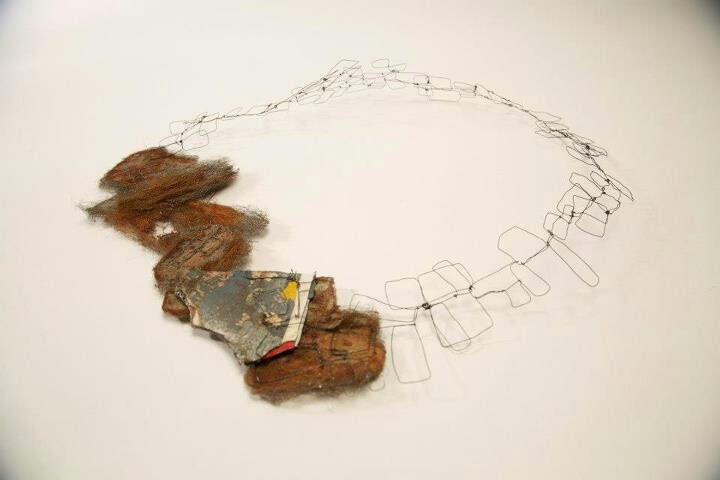 Necklace #degree show