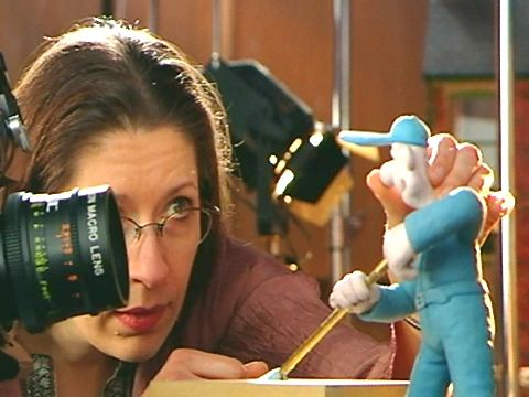 wallace and gromit behind the scenes | Stop Motion ...