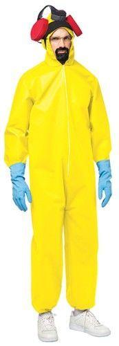 Disfraz de Heisenberg Breaking Bad para hombre