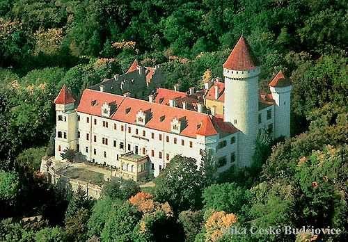 Konopiště Castle -  last owned by Archduke Franz Ferdinand von Hapsburg; Czech Republic (once part of the Kingdom of Bohemia; then of Austro-Hungarian Empire)