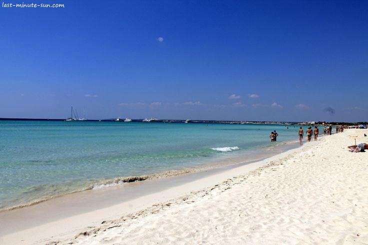 Playa Es Trenc - Colonia St Jordi - http://www.reiseknaller.com/last-minute-mallorca/ #mallorca