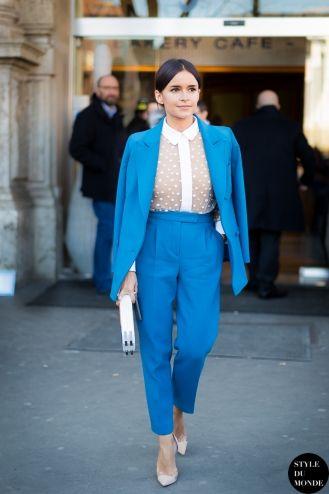 STYLE DU MONDE / Milan Fashion Week FW