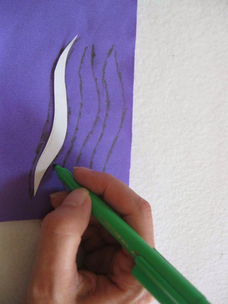 Mountain Ash Designs: How to Appliqué Leotards, Lycra and Stretch Fabrics