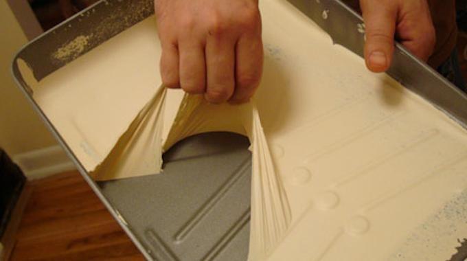 Vous devez faire des travaux de peinture. Mais nettoyer les ustensiles comme les…