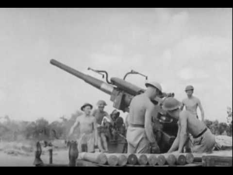 ww2 area rimini guns 1944
