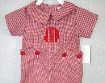 292041 Baby Boy Christmas Outfit Baby Boy Clothes by ZuliKids