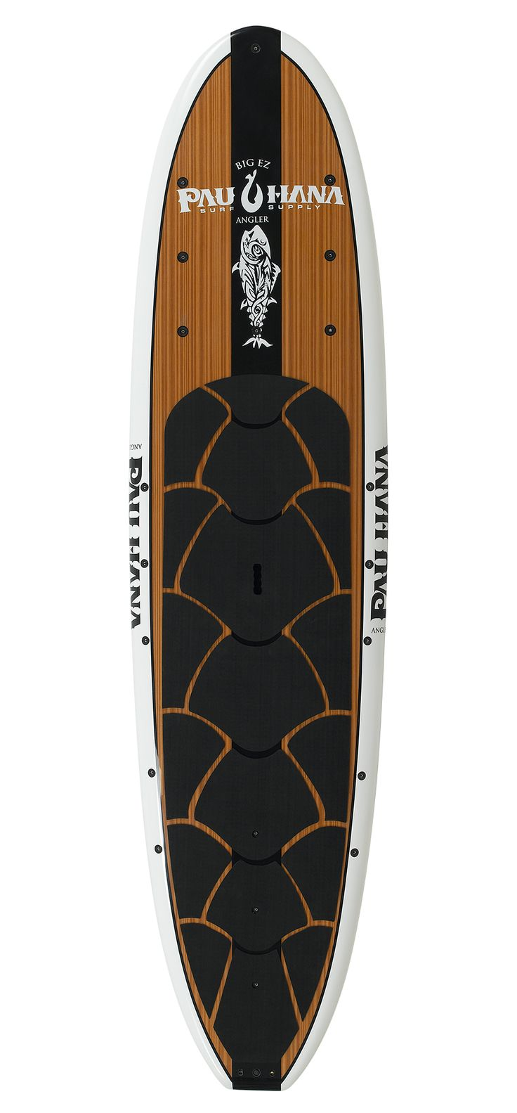 Stand up paddle board ornament - Paddleboarding The Pacific On A Stand Up Surfing Safari